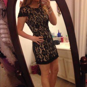 Forever 21 back dress